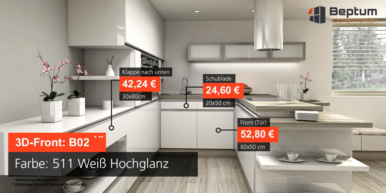 emejing k chenfronten neu beschichten images amazing home ideas. Black Bedroom Furniture Sets. Home Design Ideas