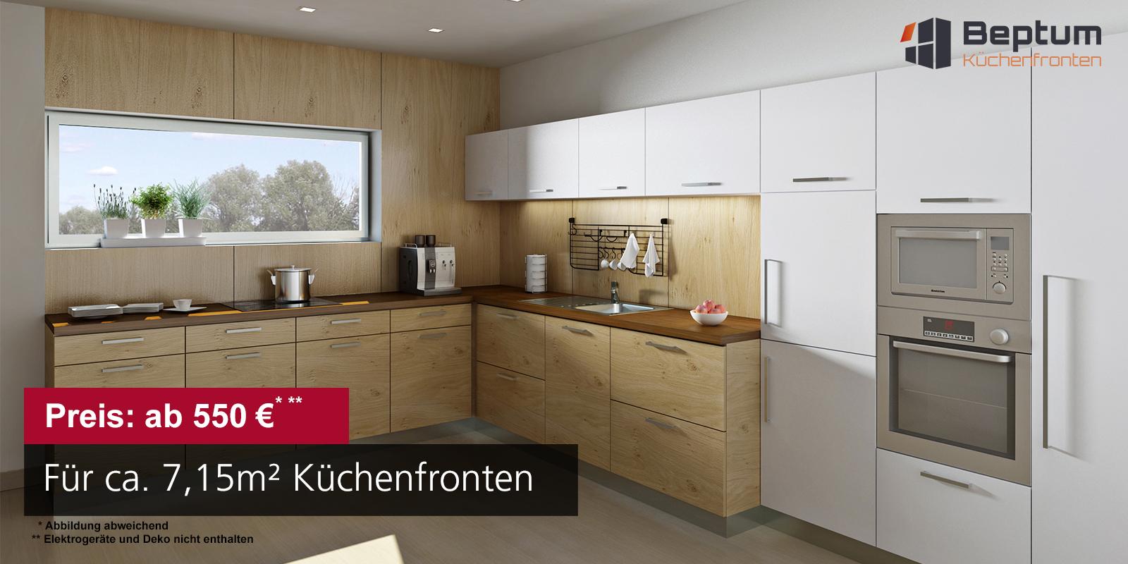 beautiful k chenfront neu beschichten photos design ideas 2018. Black Bedroom Furniture Sets. Home Design Ideas