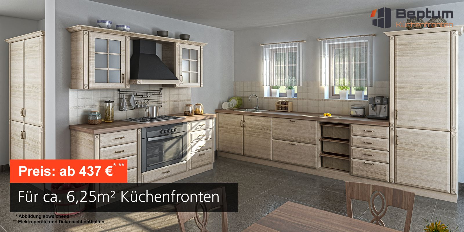 best k chenfronten neu beschichten photos. Black Bedroom Furniture Sets. Home Design Ideas