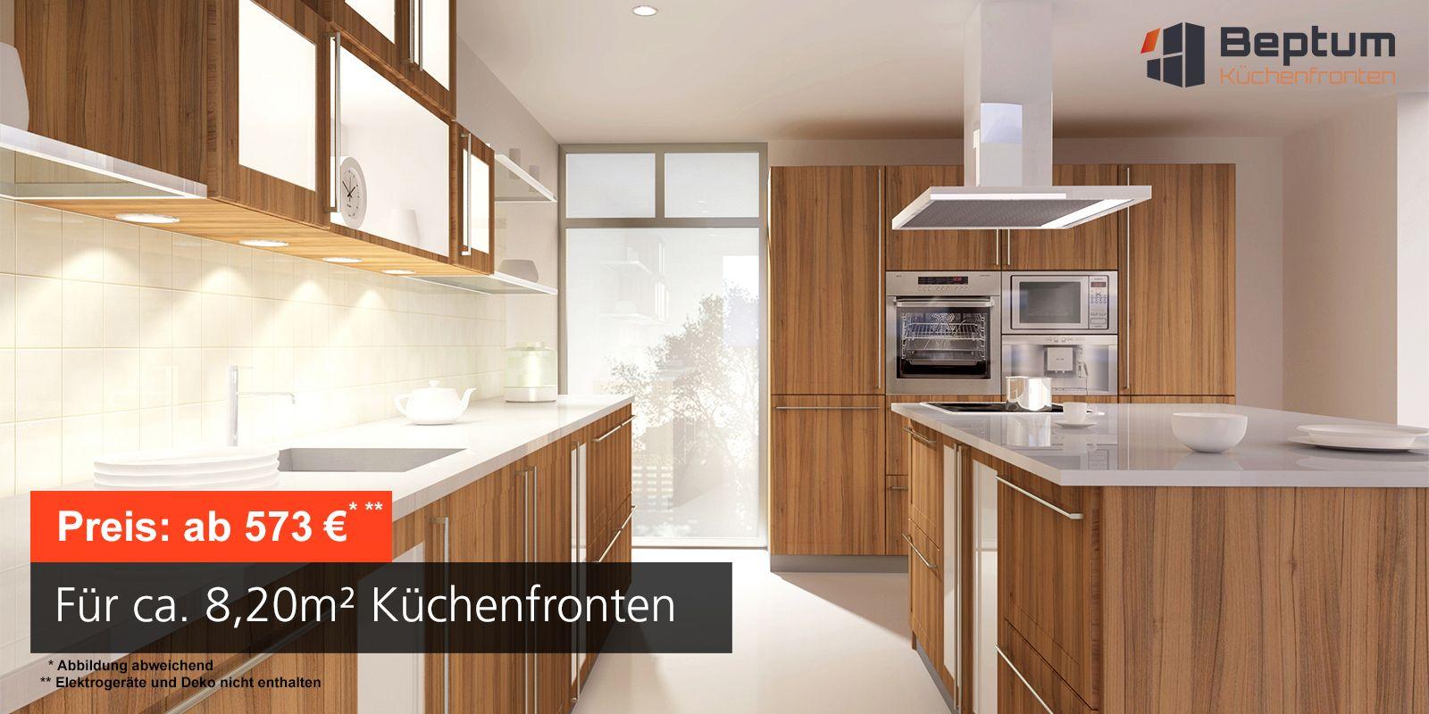 Bevorzugt Küchenfronten nach Maß - direkt vom Hersteller Beptum HD63